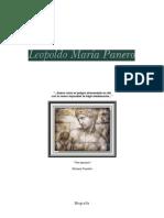 Leopoldo Maria Panero Biografia Y Poemas