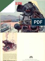 Maerklin Katalog 1954 ES