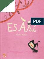Es Así -Paloma Valdivia