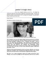 Karen Carpenter's Tragic Story