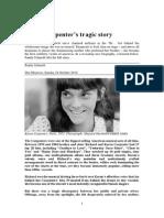 Karen Carpenter's Tragic Story