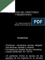 Patologia Peritoneo Daniel