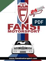 FANSI Motorsport Dossier