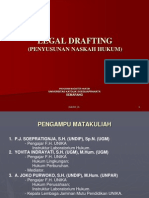 Legal Drafting Mahukes Unika