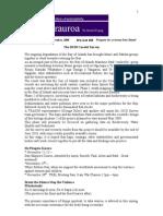 Pipiwharauroa, Te Rawhiti Newsletter, Volume 1 Issue 5
