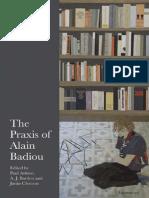 Praxis of Alain Badiou