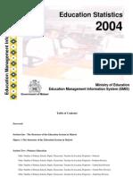 Education Statiistic 2004