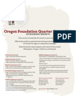 OFQHC Sponsor Flyer