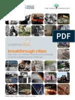 Breakthrough Cities Report