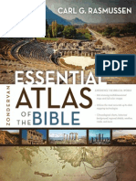 Essential Atlas of the Bible by Carl G. Rasmussen (Excerpt)