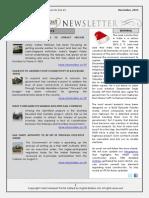India Transport Portal Newsletter - December 2013