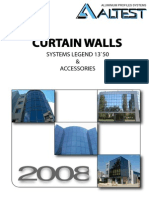 Altest curtain wall
