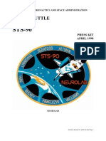 NASA Space Shuttle STS-90 Press Kit