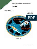 NASA Space Shuttle STS-90 Press Kit