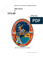 NASA Space Shuttle STS-89 Press Kit
