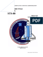 NASA Space Shuttle STS-80 Press Kit