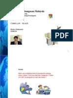 Presentation Cyber Law