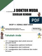 Presentation Doktor Muda - Kenali Ubat Anda