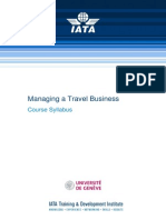 Tttg 51 Travel Business Syllabus
