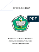 Proposal Pameran