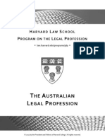 Australian Legal Profession