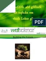 Wellscience Building the Future