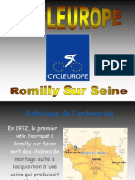 Collège LE NOYER MARCHAND Romilly sur Seine - CYCLEUROPE