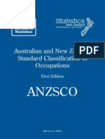 33947959 ANZSCO List of Occupations