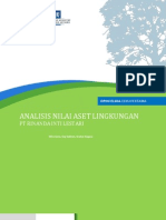 Analisis Aset Lingkungan - RIL [Agustus 2009]