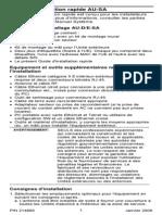 AU-SA Quick Installation Guide 080115 Fr