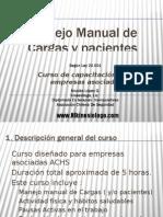 Manejo Manual de Pacientes (Manual Patient Handling)