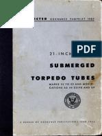 21-Inch Submerged Torpedo Tubes