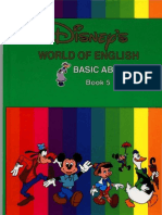 50445775 Disney s World of English Basic ABC s Book 5