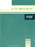 Cuaderno de Materiales 25