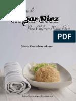 Recetario Chef o Matic Pro
