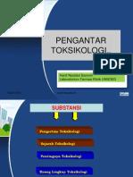 Pengantar Toksikologi-pertemuan 1.ppt