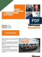 Workwear Express Company Information