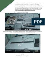 Reparos No Modulo Do Display Das Tvs LCD