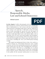Democracy & Media Law