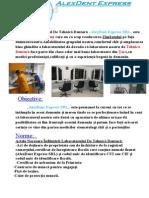 47606790 Busila Alexandru Proiect LaboratorTehnica Dentara