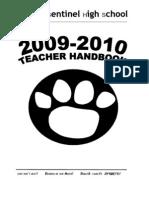 Staff Handbook 09