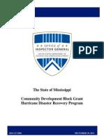 Mseg Hud Report