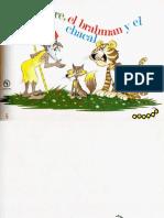 El tigre, el brahamán y el chacal