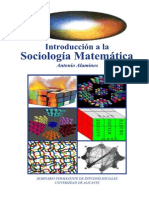 Alaminos, A. (2005) - Introducción a la Sociología Matemática