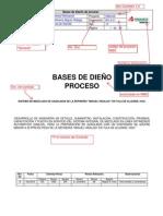 BD-A-01 Bases de diseño-Proceso-A