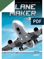 Plane Maker Manual