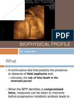 Biophysical Profile Antenatal Ultrasound