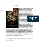 Justin Perich Reviews The Hobbit