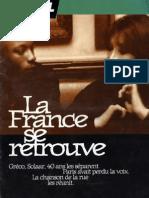 La France se retrouve