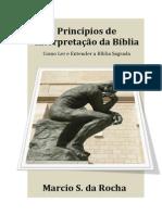 Principios Interpretacao Biblia E-Book